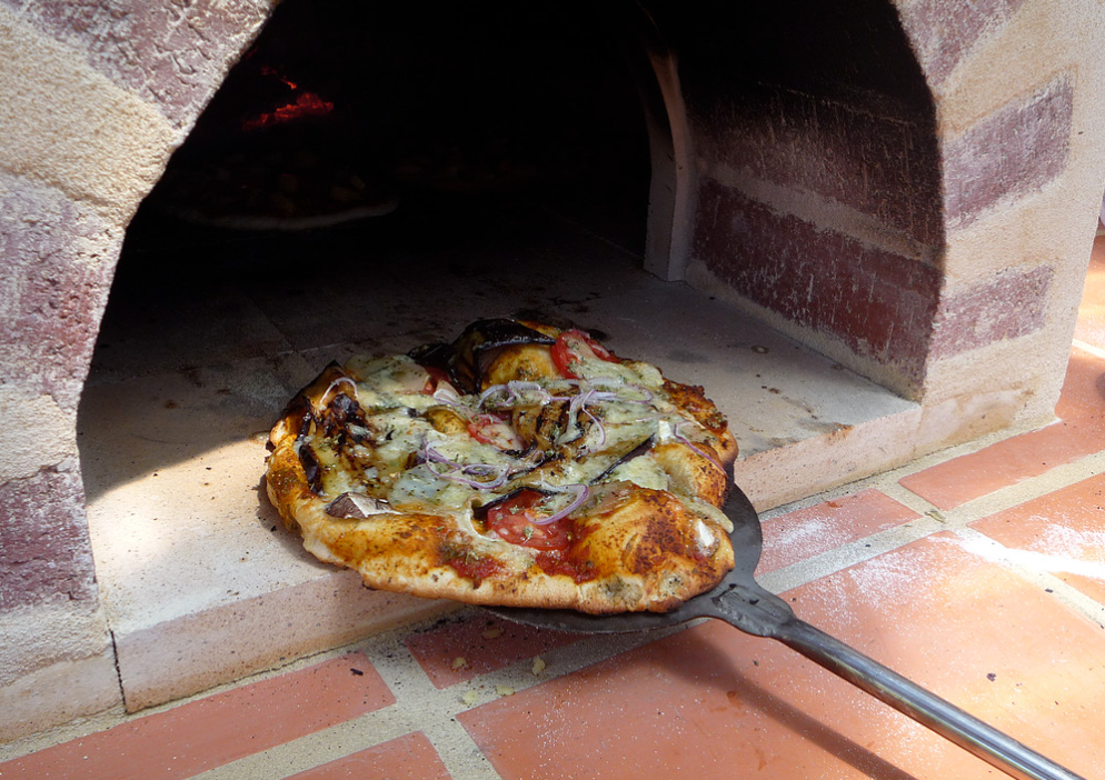 History Of Pizza Oven