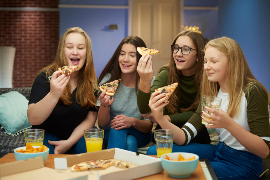 How To Host A Pizza Party?