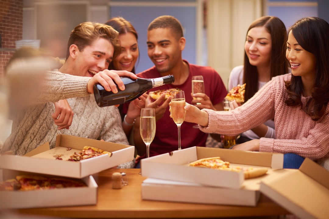 How To Host A Pizza Party??