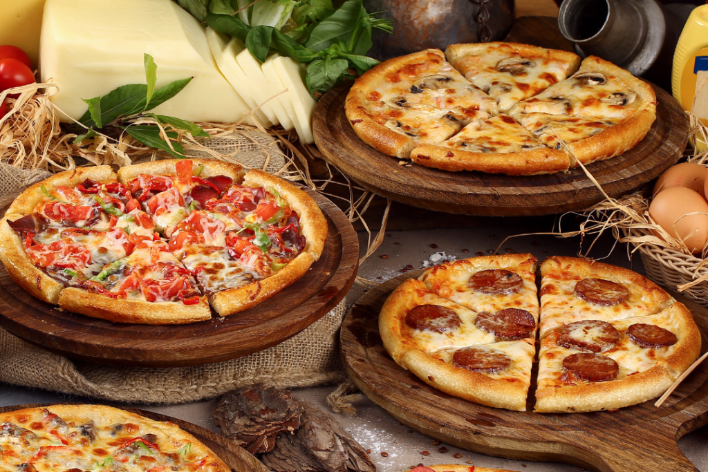 What Are The Different Kind Of Pizza Flavors?