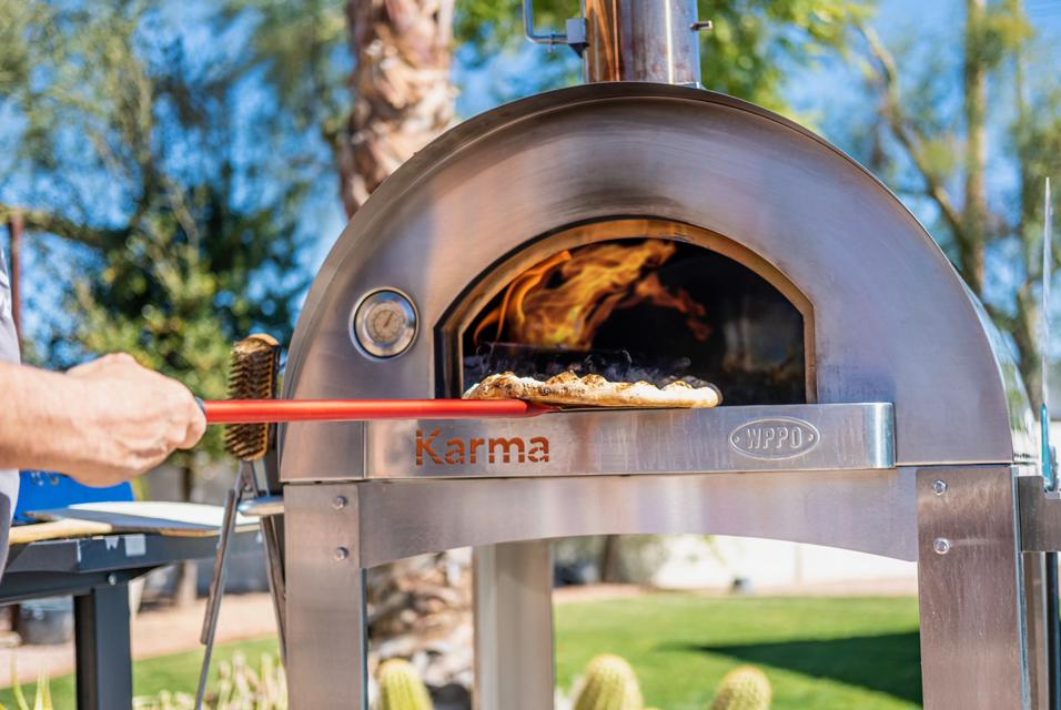 How To Maintain The Wood-Fired Pizza Ovens